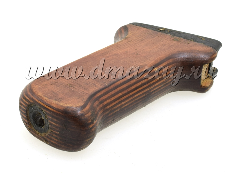 Комплект деревянных частей на АК (Сайга, Вепрь): пистолетная рукоять, цевье, газовая трубка