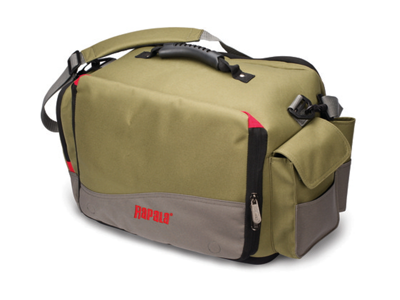 Cумка рыбака Rapala Limited Horizontal Jig Bag 46025-1 .