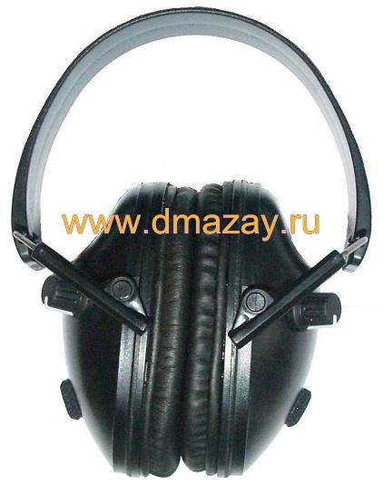 Наушники активные ALTUS BRANDS ProTac PT-200 NRR 19 Law Enforcement / Military Hearing Protection/ Sound Amplification