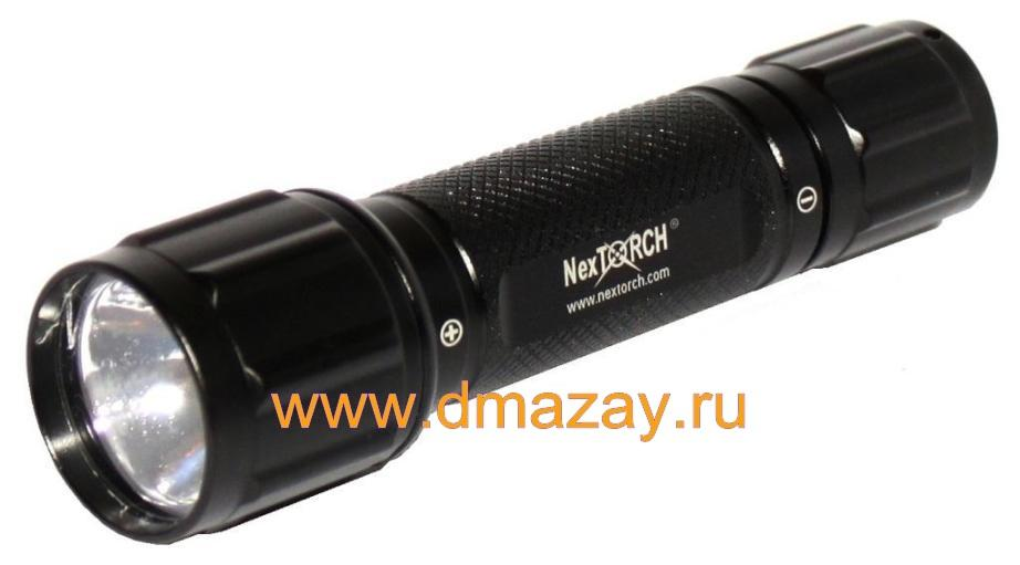 Фонарь тактический NexTORCH T6A LED SET подствольный на карабин Нексторч TACTICAL KIT (набор)