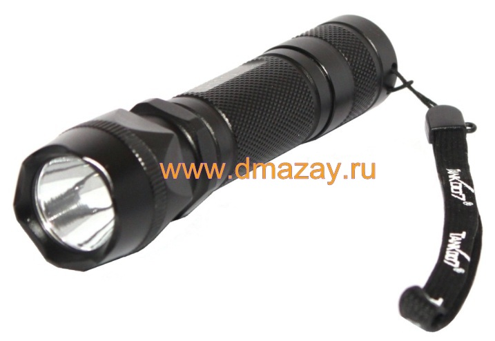Фонарь светодиодный ручной TANK007 PT10 Smart PD LED Multipurpose Flashlite Prevent Series