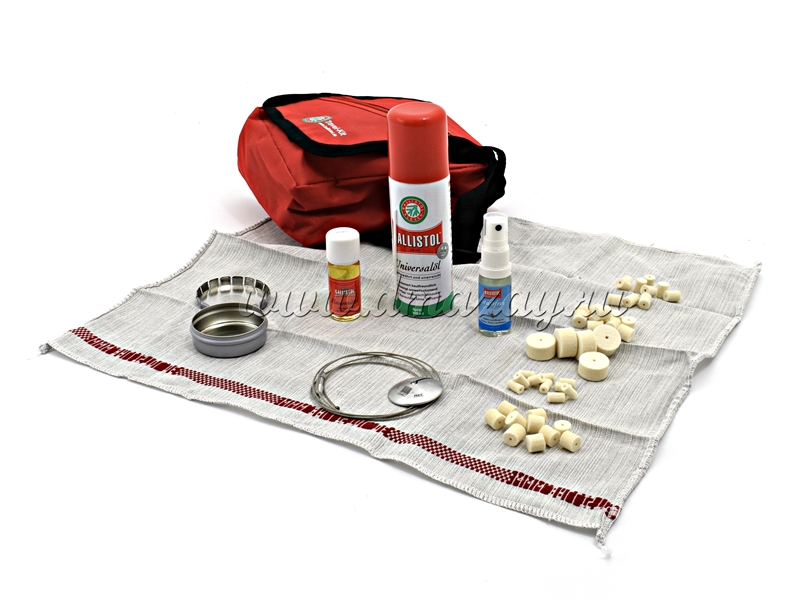 Набор походный Ballistol-Set Travel Kit mit FVG-Set 23651
