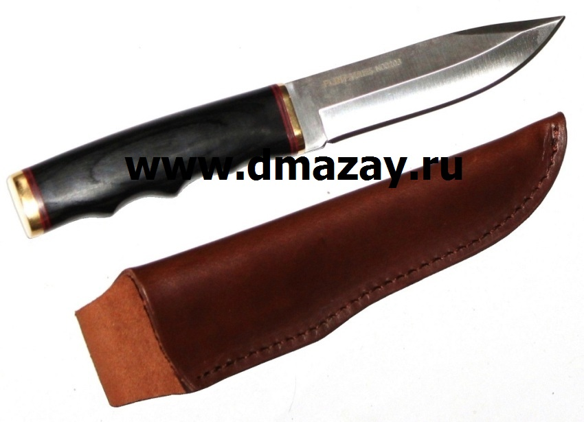 Нож бокер bowie fg нож охотничий белый хвост браунинг