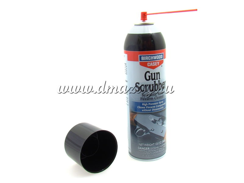 Очищающее средство BIRCHWOOD CASEY 33344 Gun Scrubber Synthetic Safe Cleaner 13 oz (368 г) аэрозоль