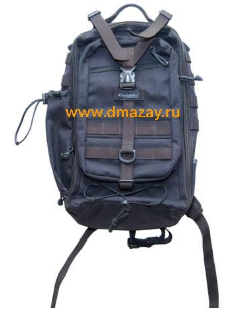 ef0e09ffa191 Рюкзак Karearea Black DuPont Poly Cordura черный 19,5 литра