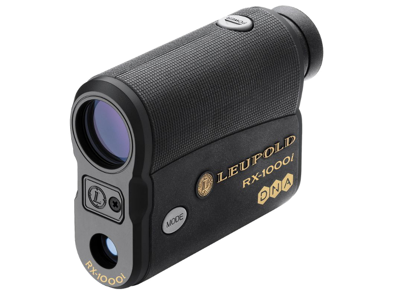 Дальномер Leupold RX-1000i with DNA Digital Laser Rangefinder чёрный с DNA компакт 6х22 до 915 м, арт. 112178 .