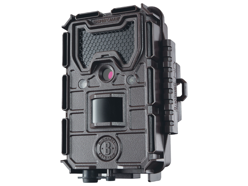 Камера BUSHNELL TROPHY CAM AGGRESOR HD, 3,5-14 Мп, реакция 0,2 сек, день/ночь, фото/видео/звук, SD-слот, дистанция ПИК 25 метров, арт. 119776