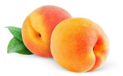 абрикосы декорация