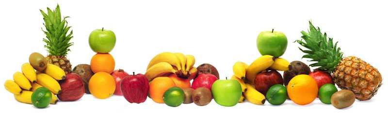 фрукты декорация