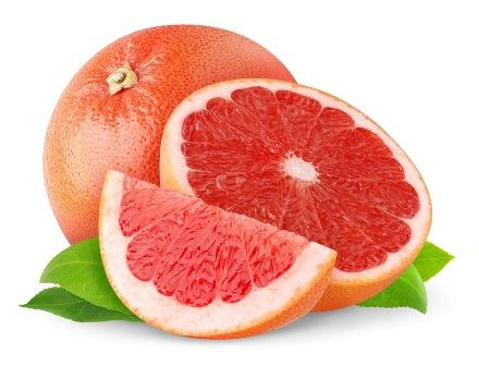 грейпфрут декорация
