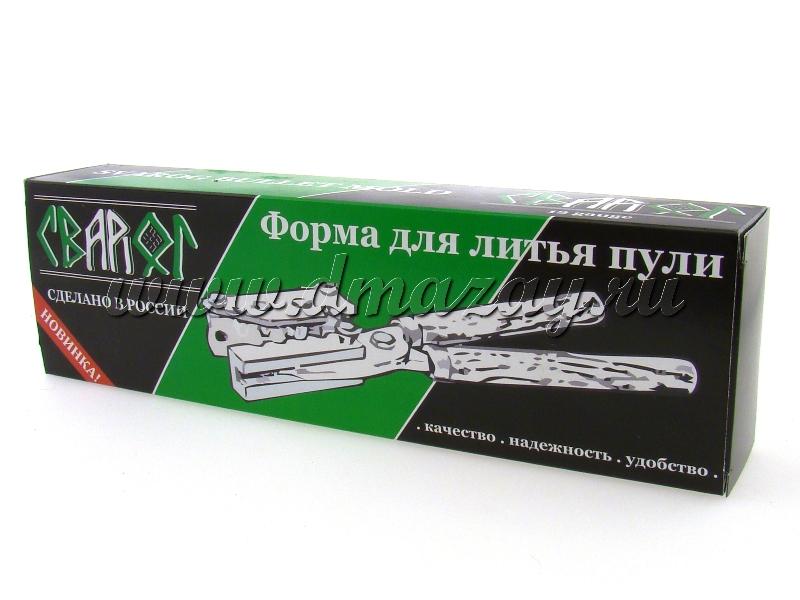 Пулелейка SVAROG Упаковка