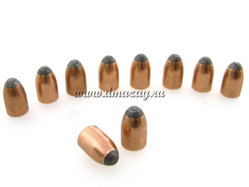 Пуля Sellier&Bellot калибра 9mm Luger, 8,0 гр. (124 grs), тип: SP арт.319275