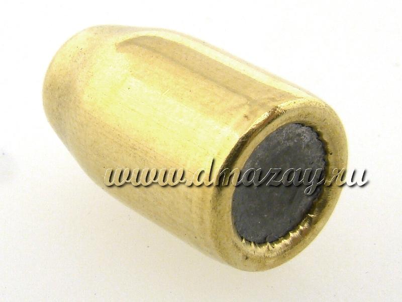 Пуля Sellier&Bellot калибра 9mm Luger, 9,0 гр. (140 grs), тип: FMJ арт.319329