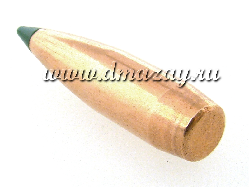 Пуля SIERRA калибра .30 (.308) с пластмассовым наконечником, 11,4 гр. (175 grs), тип: SBT GK арт.7775