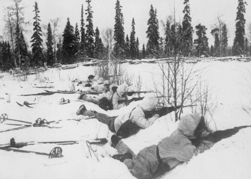 Лыжная пехота