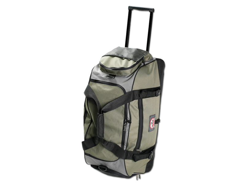 ����� �� ������� Rapala Limited Roller Duffel Bag 46003-1 .