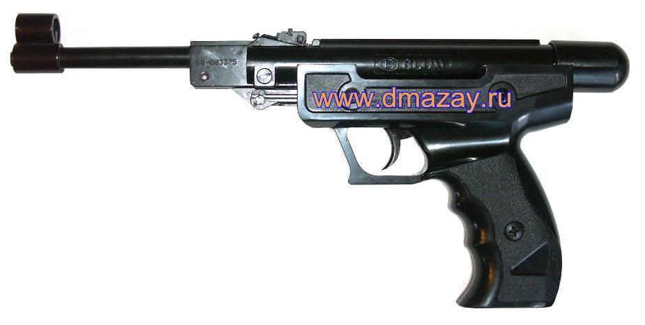 Пневматика, пневматическое оружие (винтовки, пистолеты, запасные ...