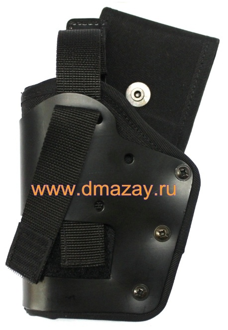 ������ ������� ��� ���������� �������� (��), CZ 82/83 DASTA (�����) 260-4 PROFI duty belt holster with rubber inside- lining compact model