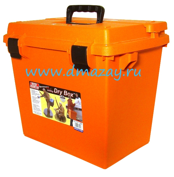���� ����������� �������������� MTM (���) Sportsmans Plus Utility DRY BOX SPUD7 35 Orange ��� ��������� ������� ��������� ������� ������ � �������� ���������