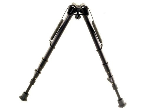 """Сошки для оружия телескопические Bipod Harris (Харрис) серия 1А2 модель 25 (HB25) Extends 12"""" to 25"""" Three Piece Standard Legs"""