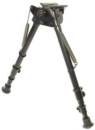 "Сошки для оружия на вращающемся основании Bipod Harris серия S модель 25 (Харрис) HB25-S Extends 12"" to 25"" Three Piece Standard Legs, ""S"" Series (Swivels)"
