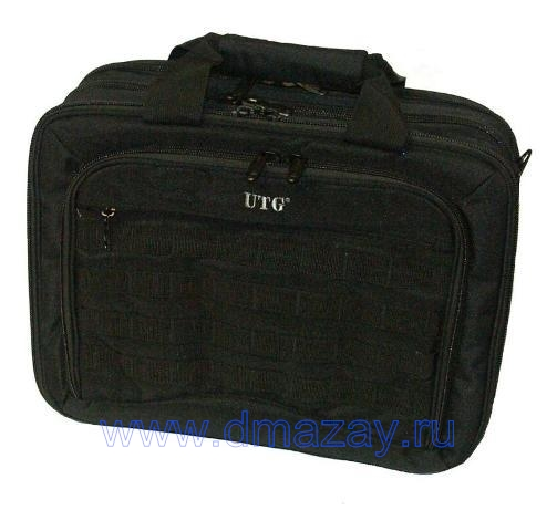 ����� ��� �������� (����������� �����) LEAPERS (������) PVC-PC28B Black Special Ops Computer Bag