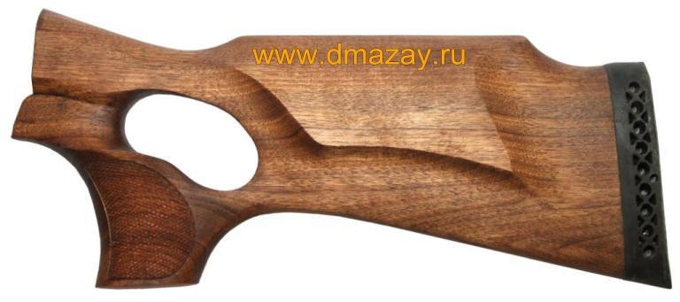 Цена за 1 (одну) штуку. .  Ортопедический деревянный приклад (с вырезом под большой палец). .