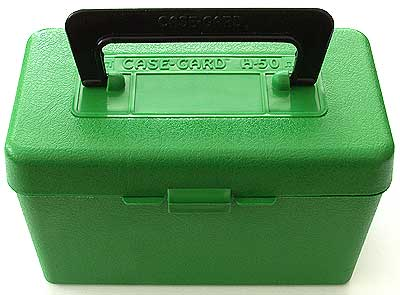 ���� ����������� MTM (���) H-50-RS-10 Deluxe Series Ammo Cases �� 50 ��������