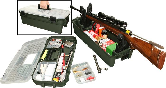 Переносной пластиковый центр ухода за оружием MTM (МТМ) RBMC 11 Shooting Range Box