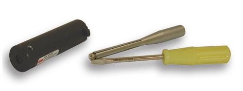 Набор для холодной пристрелки нарезного оружия 5,6 мм (.22 калибра) NcSTAR TLAZ  LAZER BORE SIGHTER