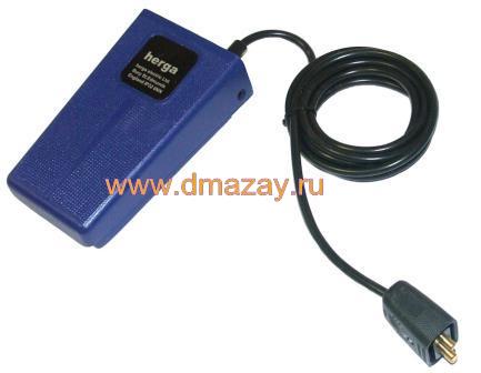Ножной запуск (педаль запуска) к машинке для стрельбы (метания тарелочек, запуска мишеней) электрической Pro-Matic (Проматик) Foot Switch