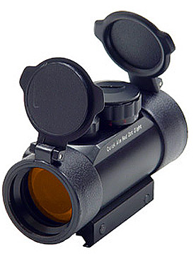 ������������� ������ Leapers (������) Golden Image SCP-RD40RGW SWATFORCE 30mm Red Green Dot Scope Weaver Mounting Deck � �������������� ����� WEAVER.
