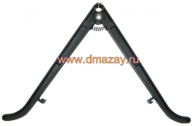 Сошки упор для оружия на ствол LEAPERS (Липерс) TL-BP70 UTG Clamp-on Bipod
