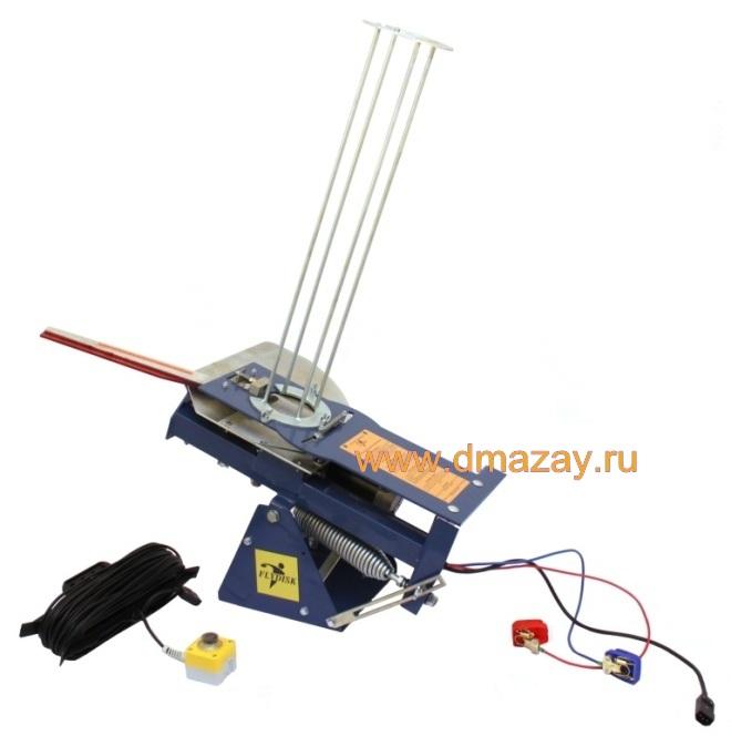 Метательная машинка для стендовой стрельбе (метания тарелочек, запуска мишеней) электрическая ФЛАЙДИСК (FLYDISK) Стенд Классик (Ctend Classik)