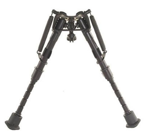 """Сошки для оружия телескопические Bipod Harris (Харрис) серия 1А2 модель LM (HBLM) Extends 9"""" to 13"""" with Leg Notches"""