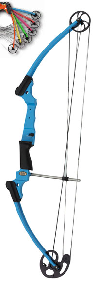 Блочный лук MATHEWS Genesis KIT Color (10928).