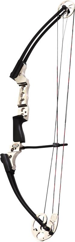 Блочный лук MATHEWS Genesis Pro Black-Chrome RH (10492A).