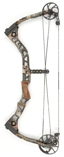 Блочный лук  MATHEWS Switchback -ХТ 60#  RH CAMO (XT60275HL).