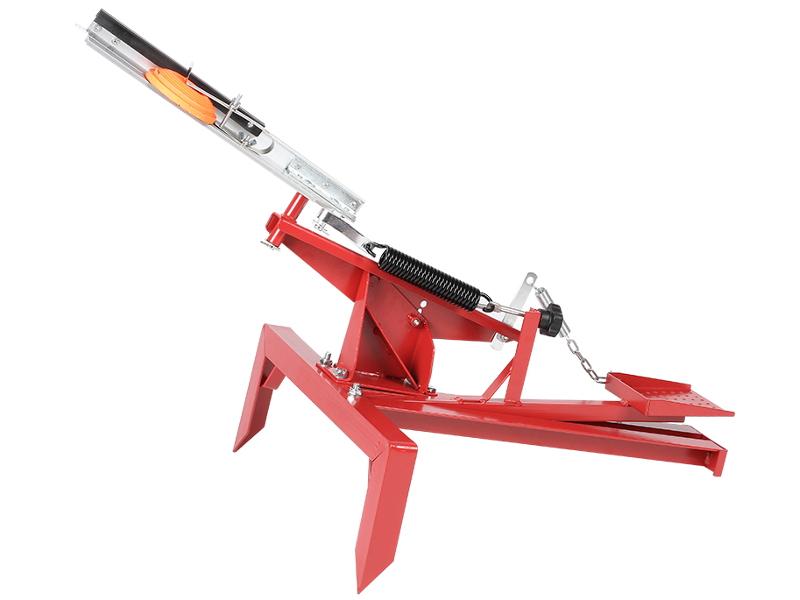 Машинка для стрельбы (метания тарелок, запуска мишеней) механическая Спортинг Сервис Т1 с педалью для запуска