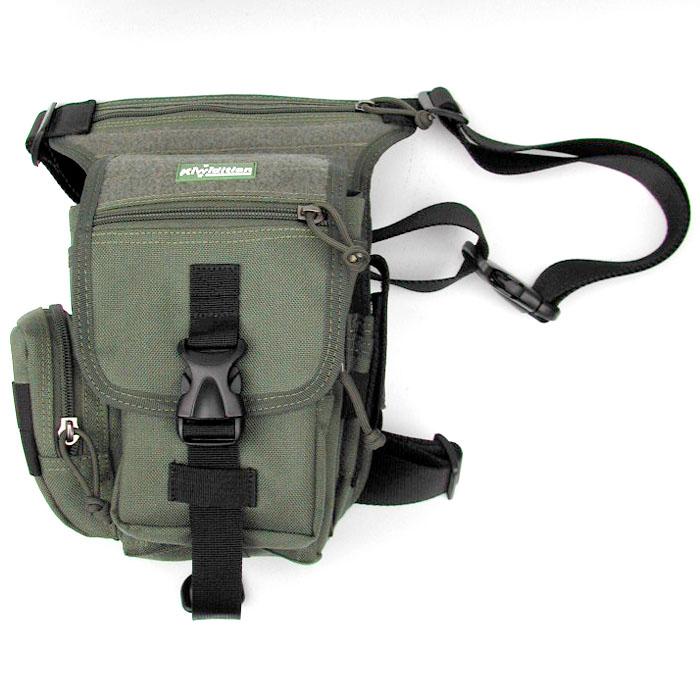 Благодаря удобному креплению на пояс, владелец сумки получает возможность носить при себе столь несущественные по...