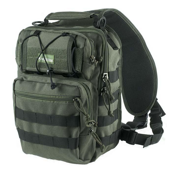 ...среди рюкзаков с одной лямкой.  Большой внутренний объем при малых...