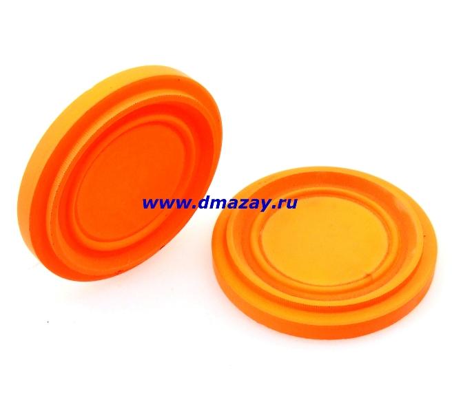 Тарелочки Nasta (Наста) Q Line Rabbit F мишени, targets для запуска по траектории заяц (Rabbit, кролик) оранжевые 200 штук